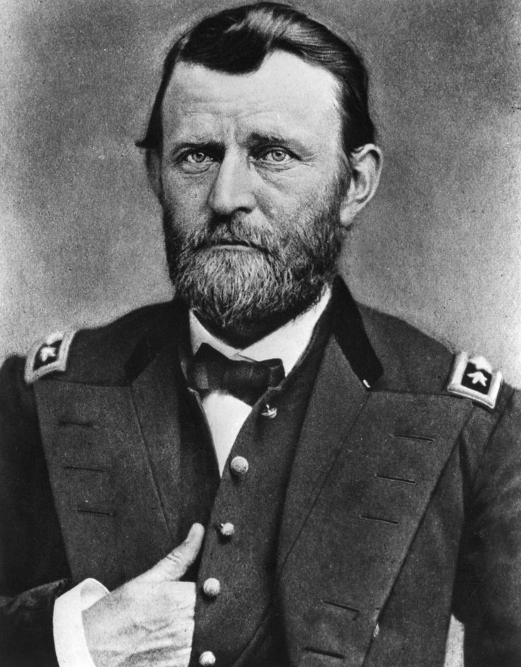 Ulysses S. Grant – Civil War Hero, 18th U.S. President