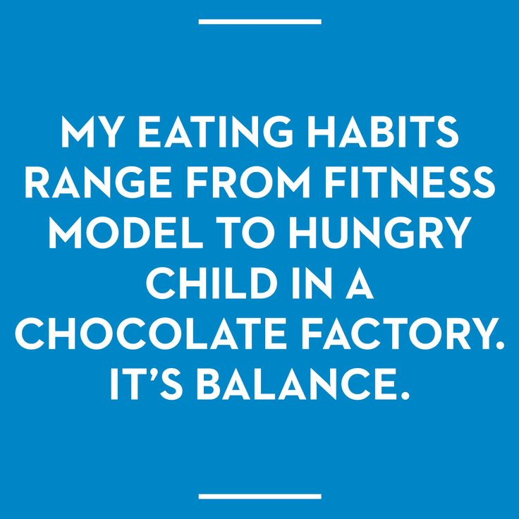 We may or may not be leaning toward one way though!  #fitnesshumor