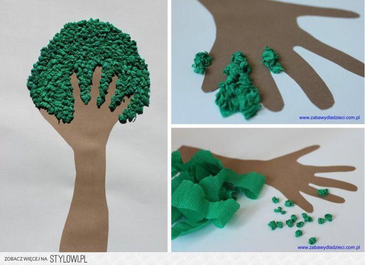 Drzewa «  Zabawy dla dzieci, rozwój dziecka