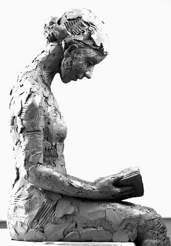 Carol Peace Sculpture