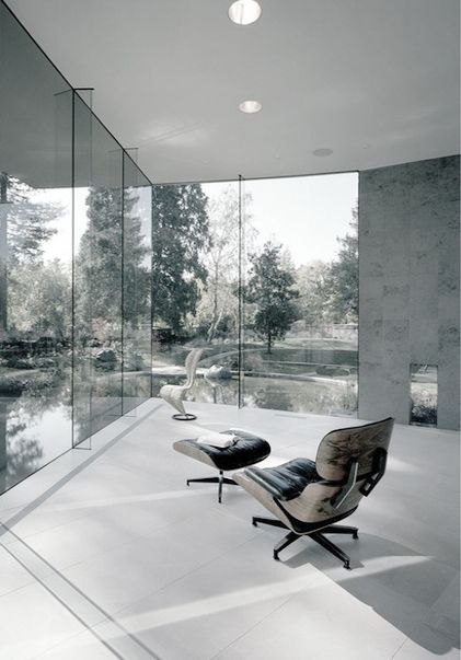 Mark Dziewulski Architect | Lakeside Studio in San Francisco.