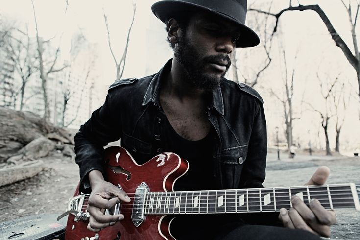 He made Eric Clapton want to play again, and Buddy Guy thinks he might save the blues. But Gary Clark Jr. isn't so sure he wants to be the next guitar hero.