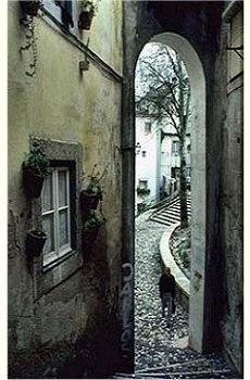 Alfama   Lisboa  Portugal