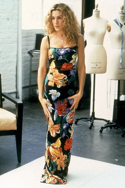 Carrie Bradshaw style highs & lows | Sex and the City fashion | Sarah Jessica Parker pics | Catwalk Shows | Marie Claire