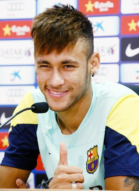 neymar- so upset he got injured! Brazil missed  you at the semi-final