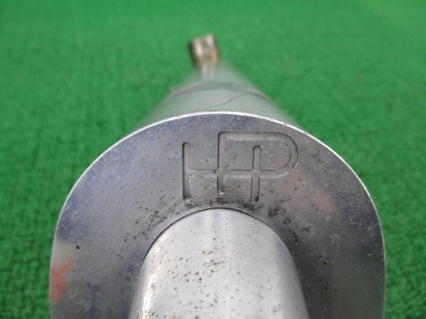 中古 社外 バイク 部品 ビューエルX1ライトニング サイレンサー マフラー 激レア_画像2