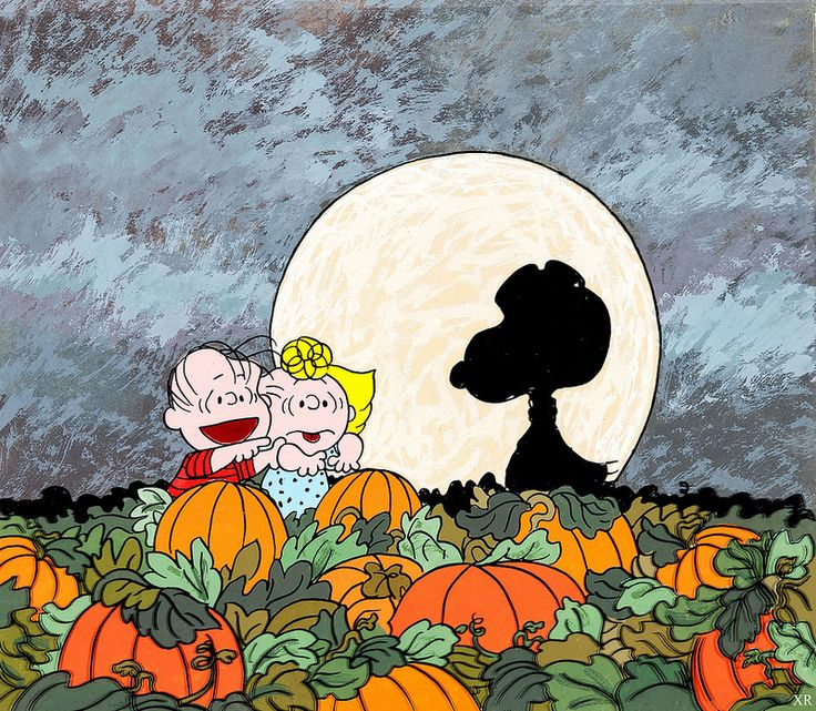 always and forever i will love the its the great pumpkin charlie brown which - Charlie Brown Halloween Cartoon