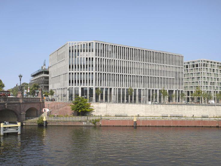 Bürogebäude von Auer Weber / Ich bin ein Berliner - Architektur und Architekten - News / Meldungen / Nachrichten - BauNetz.de