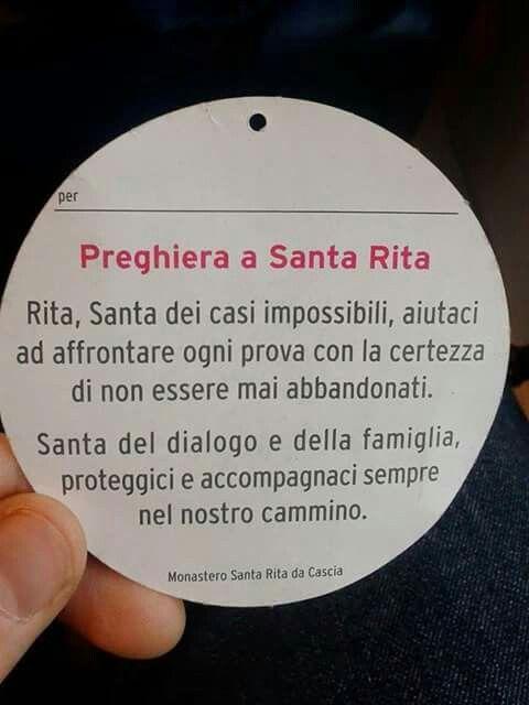 Santa Rita ❤
