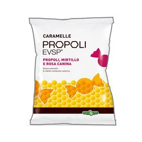 Propoli Lozenges Mirtillo-Rosa Canina