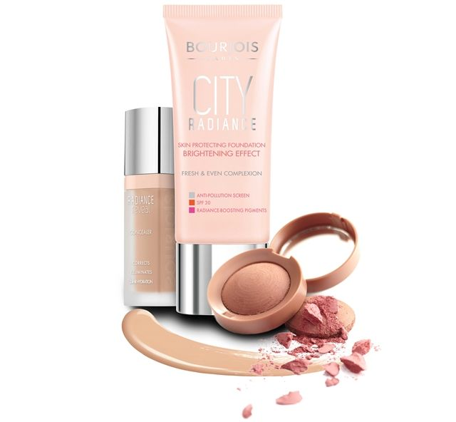 Bourjois City Radiance Foundation | fashion in my eyes