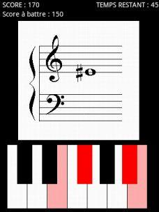 Pianonimo, un logiciel éducatif pour apprendre le piano sous forme de jeu