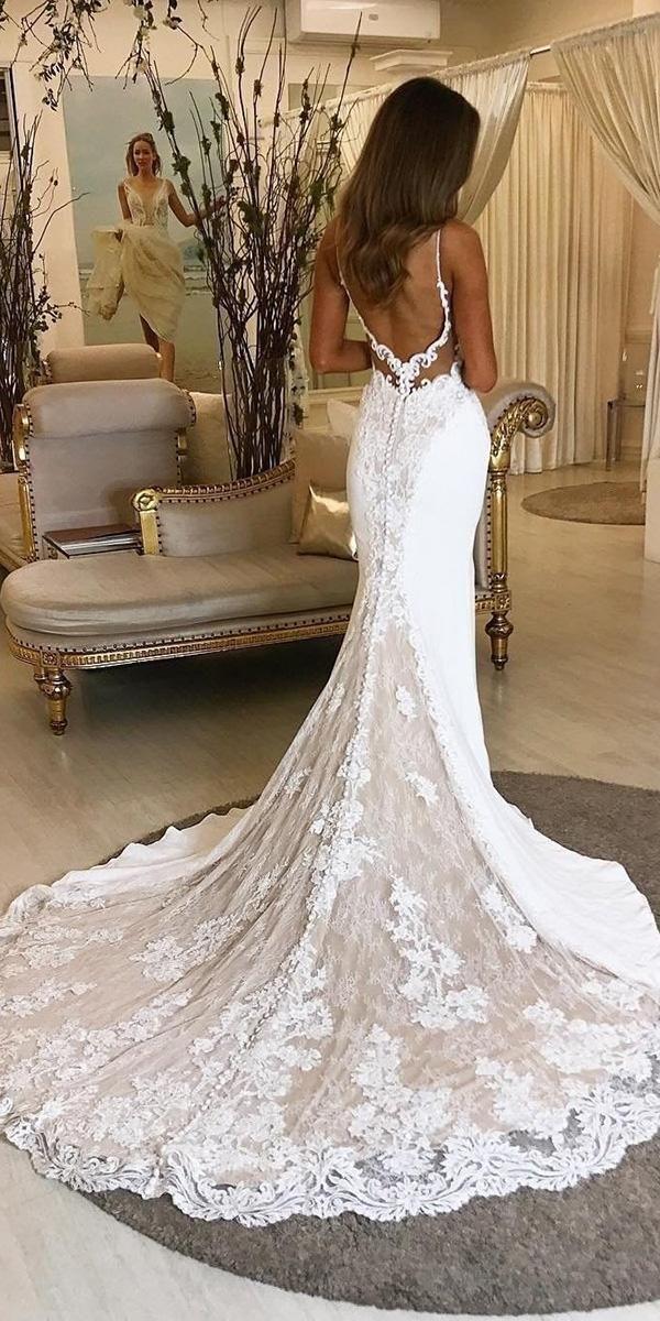 36 Spitze Brautkleider, die Sie absolut lieben werden