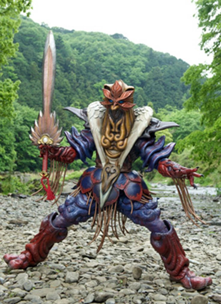 I searched for power rangers samurai vulpes images on Bing and found this from http://powerrangers.wikia.com/wiki/Vulpes