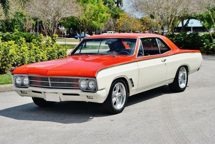 1966 Buick Skylark 455ci