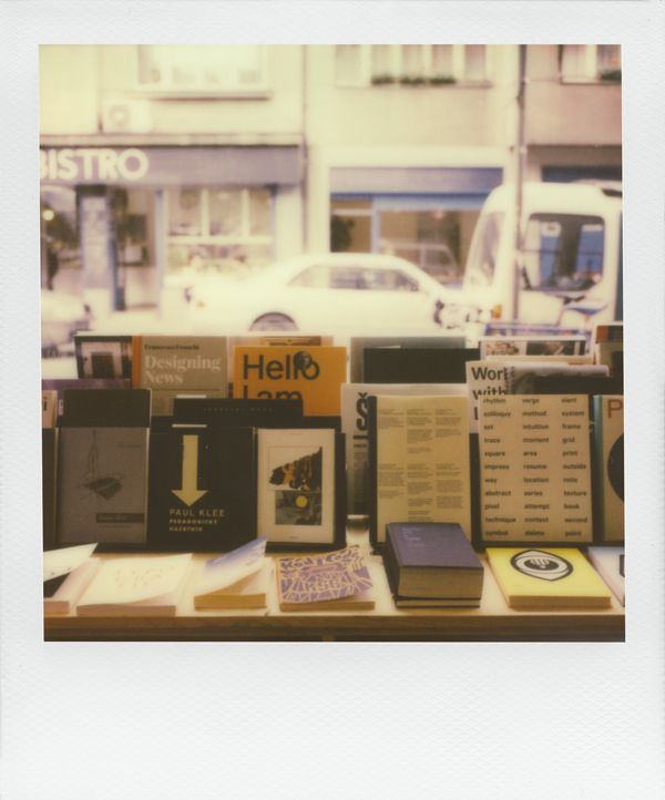 Page Five /// Polaroid Prague city guide www.spud.cz