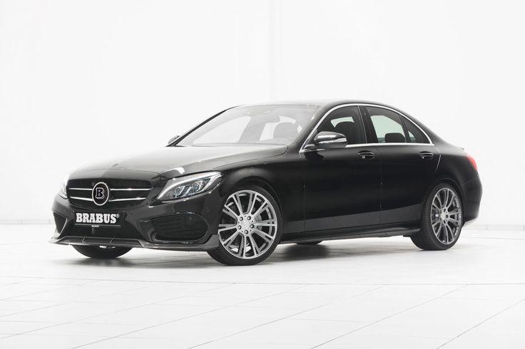 Brabus neemt ook Mercedes C180 onder handen