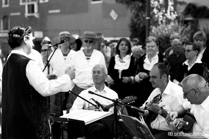 The #choir #Serenissima performing on the occasion of the Festa della #Sensa in #Venice #Venezia #italy #sirenissima #tradition #event  http://wp.me/p4z2Bw-oJ