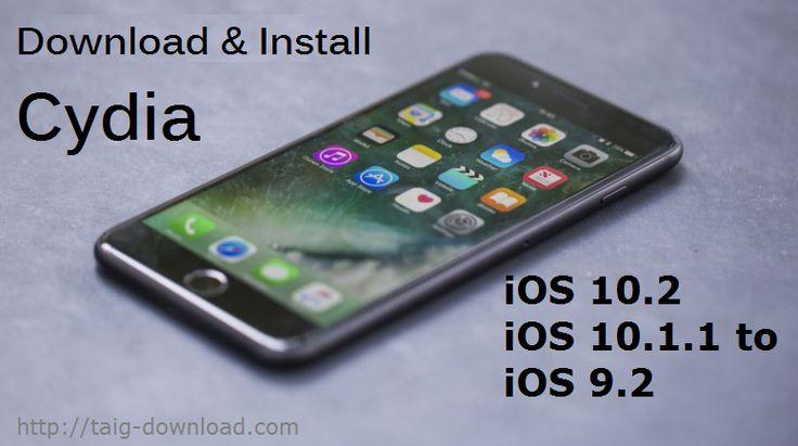 Download Cracking Cydia iOS 10.2, iOS 10.1.1 themese for iPhone, iPad