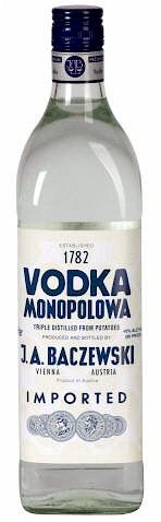 VODKA MONOPOLOWA is an excellent, smooth and dry vodka, particularly popular in Poland and in the United States, produced in Austria in accordance with an old family recipe from the highest quality triple distilled rectified spirits obtained from special varieties of potatoes.