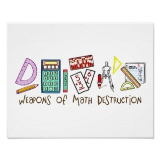 many math posters