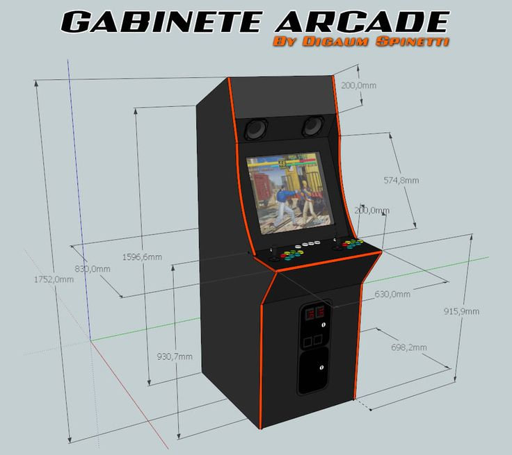 MULTIARCADE PROJECT