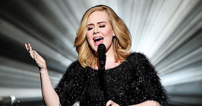 Adele Breaks Billboard Record After Her Album '21' Spends 319 Weeks On The Chart