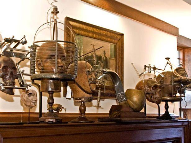A Museum on the Mantelshelf - Fireplace Mantel Designs on HGTV