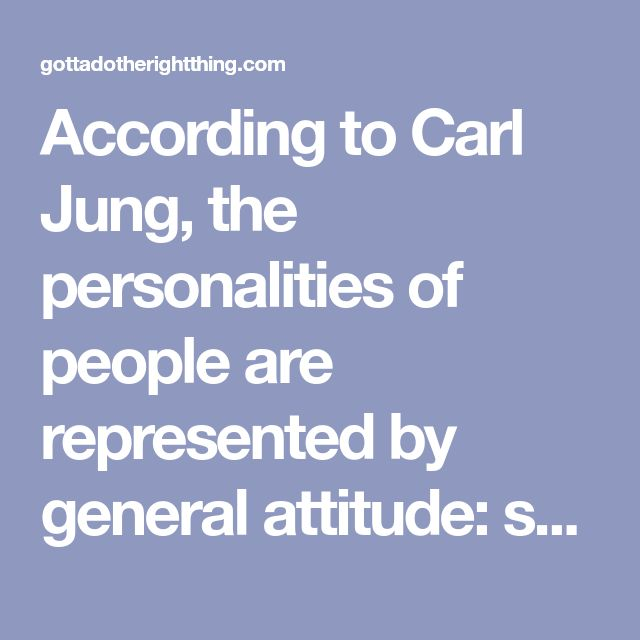 a study on the jungian archetypes and their influence on the personality The red book of carl g jung: its origins and influence  influence are the jungian archetypes that  extroversion and personality.