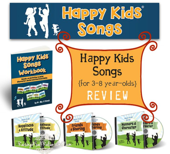 "@HowsYourFam Happy Kids Songs Reviews ""The songs are positive with encouraging lyrics and catchy, upbeat music. They are secular. They talk about developing good social and emotional skills in a completely non-religious manner. ""  #homeschool #music #hsreviews"
