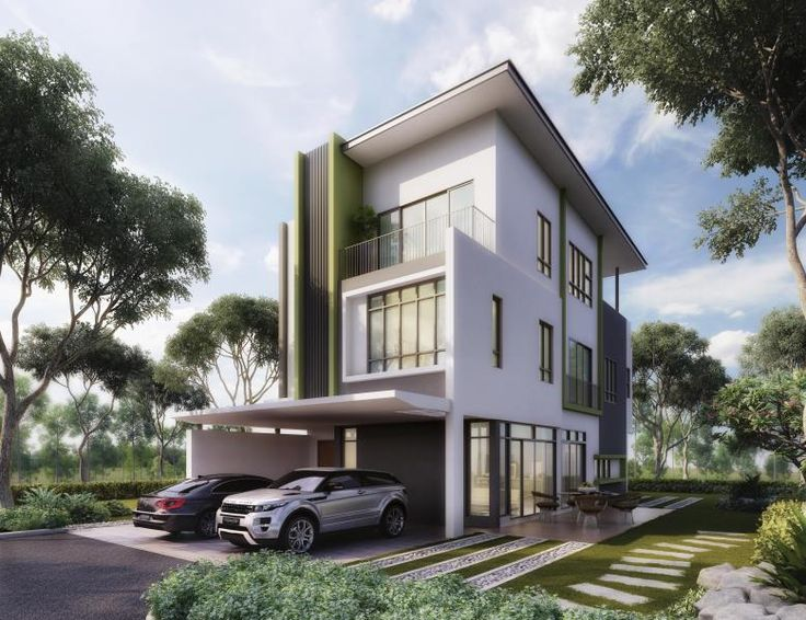 New zero lot bungalow for sale at the rise selangor from for Architecture design malaysia house