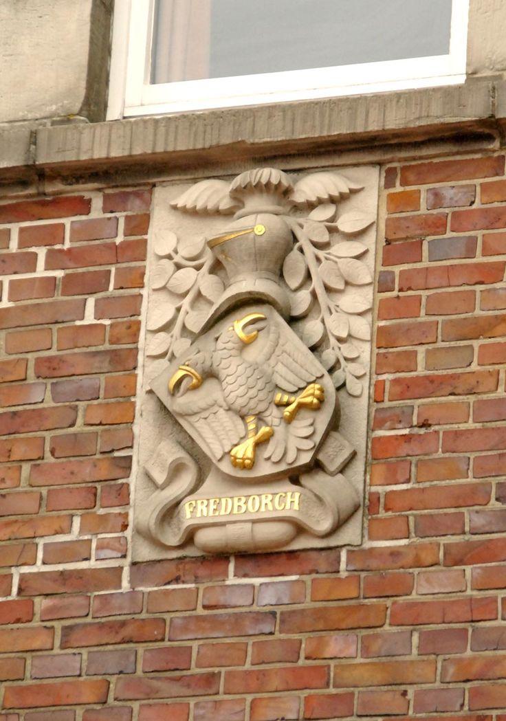 stilarhitekturi: Kreishaus, Витмунд (Wittmund),1899-1901. Германия