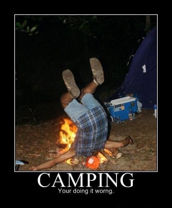 Funny Jokes About Camping | picture camping – Funny Site, The Best funny, fail, lol, meme, jokes ...