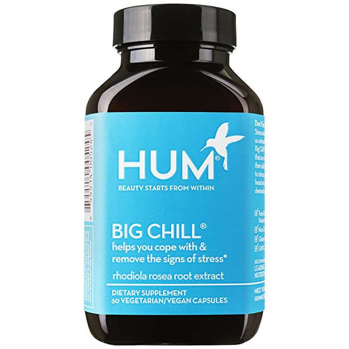10 Best Products For Stress Relief Stress Relief Hum Nutrition Big Chill