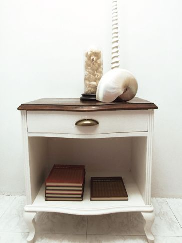 Upcycled Bedside Table | Oddity-London Shop