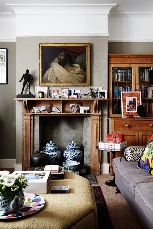 Decorate A Rented Flat: The Living Room (houseandgarden.co.uk) Part 45