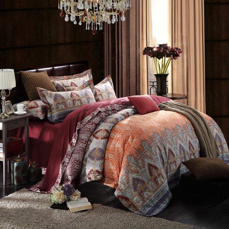 Boys Brown And Orange Bedding: 1000+ Images About Bedding Ideas! On Pinterest