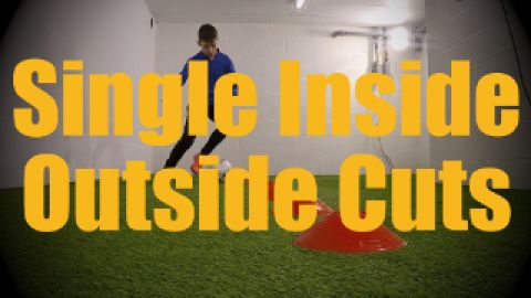 ** Single Inside Outside Cuts - Cones Dribbling Drills for U12-U13 ** http://ultimatesoccermovescollection.com/videos/ball-control/in-the-lane/60-single-inside-outside-cuts   See more Cones Dribbling Drills: http://ultimatesoccermovescollection.com/videos/ball-control/dribbling-cones See more U12-U13 videos: http://ultimatesoccermovescollection.com/component/tags/tag/6-challenging-u12-u13