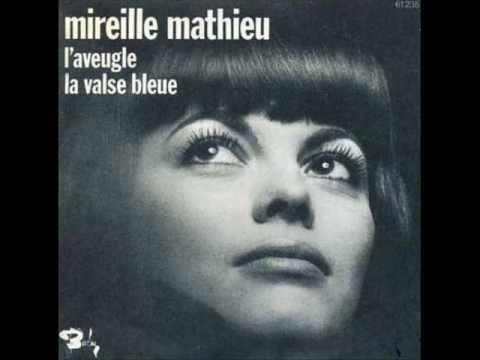 Mireille Mathieu - L`Aveugle - YouTube