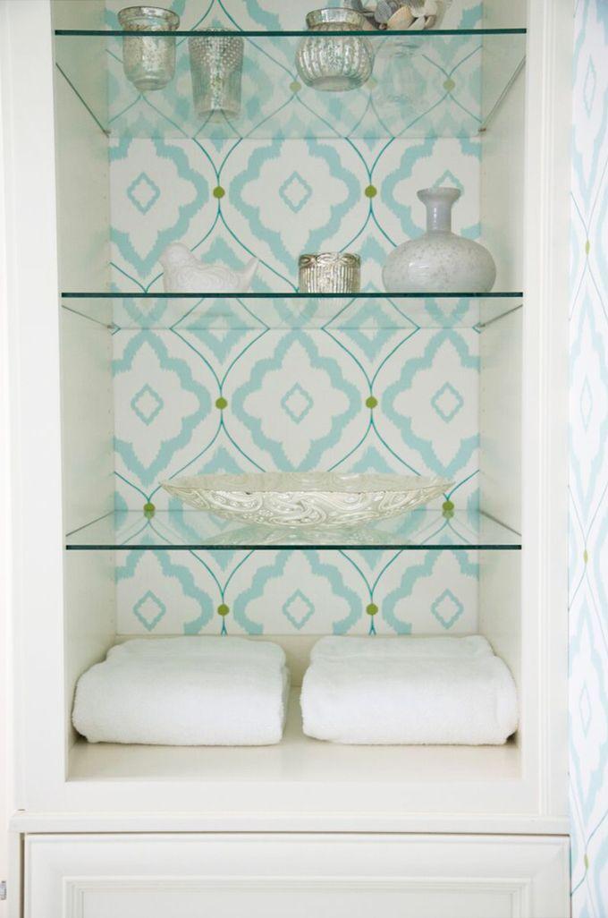 Love this idea - House of Turquoise: EA Interior Design