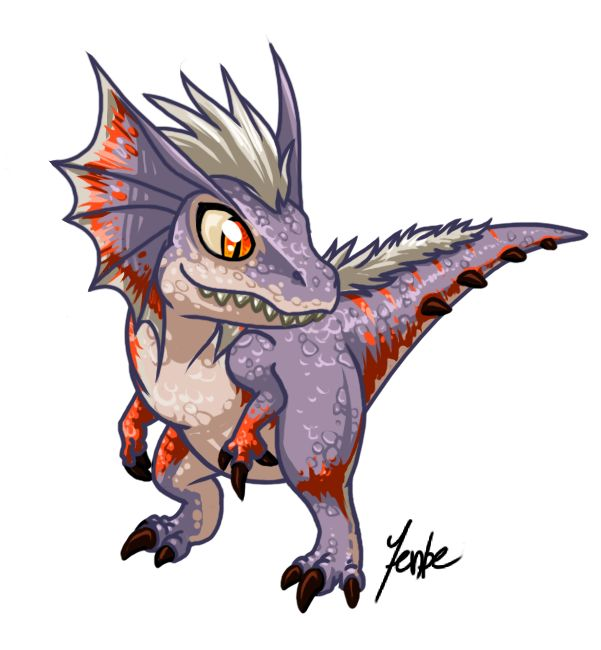 Great Jaggi - Chibi by Jenbe on deviantART