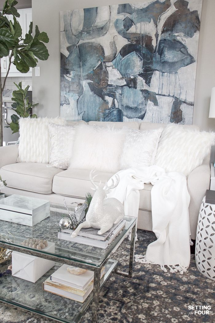Wondrous Glam Gold And White Christmas Home Tour 30 Holiday Homes Download Free Architecture Designs Scobabritishbridgeorg
