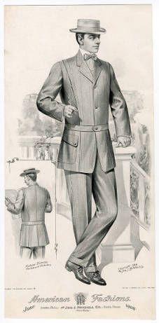 1907-1908, Plate 037 :: Costume Institute Fashion Plates