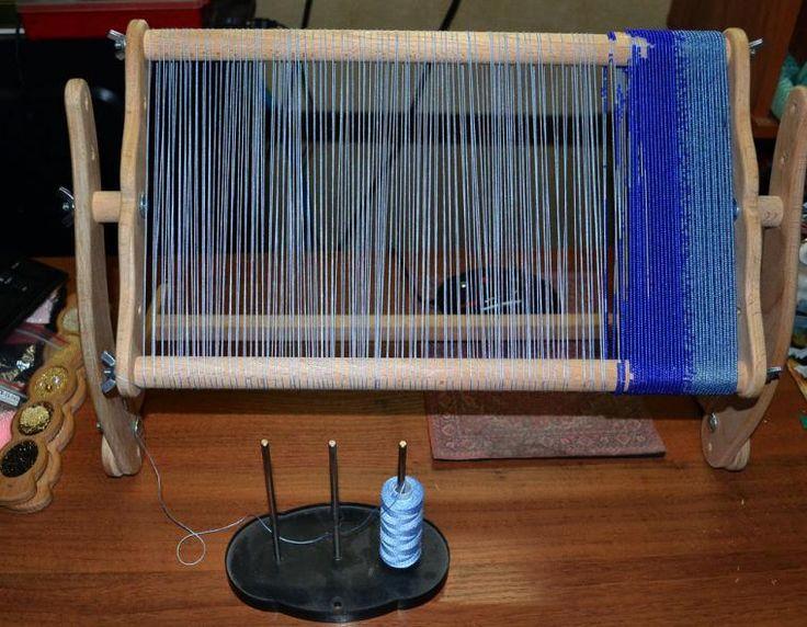 Распределение бисера по нитке при вязании жгутов - Ярмарка Мастеров - ручная работа, handmade