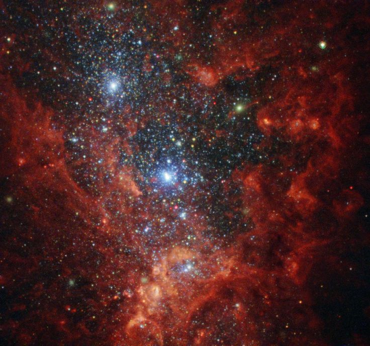 how are stars formed nasa - photo #36