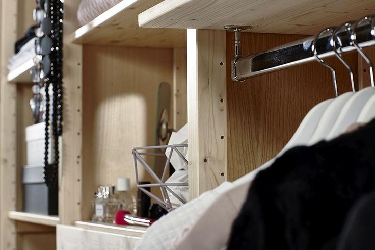 Styling voor Lundia Original kledingkasten | Op maat gemaakt