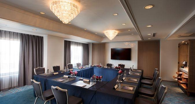 Hilton Osaka hotel - Meeting Room