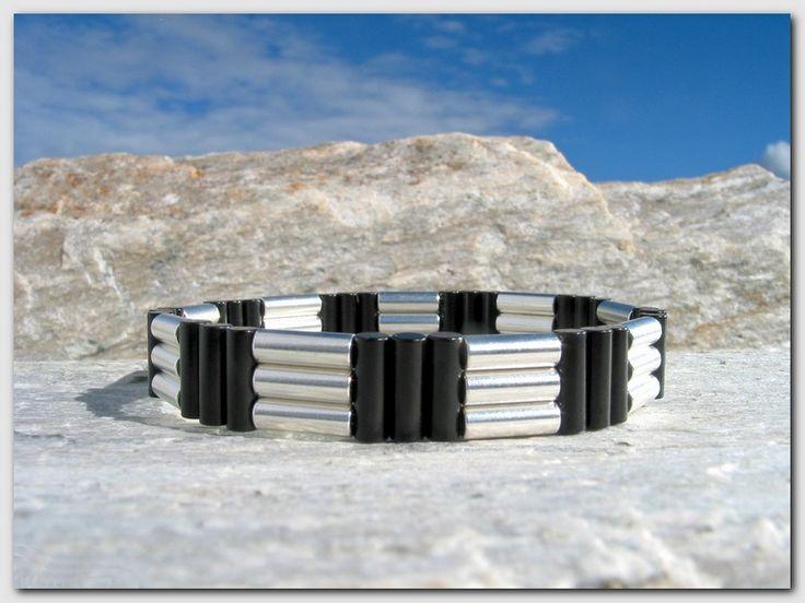 Magnetarmbånd - Modell #16 - www.magnethelse.no