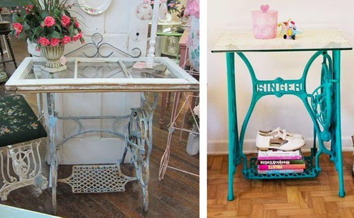 103 best m quinas de coser antiguas antique sewing - Reciclado de muebles ...