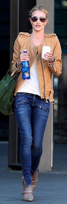 Jacket - Isabel Marant Purse - Celine Sunglasses - Burberry Jeans - Balmain Shoes - Givenchy Isabel Marant Sade Jacket Pierre Balmain Slim fit jeans